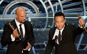 Rapper Common and musician John Legend