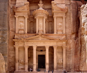 Petra in the Mount of Moab