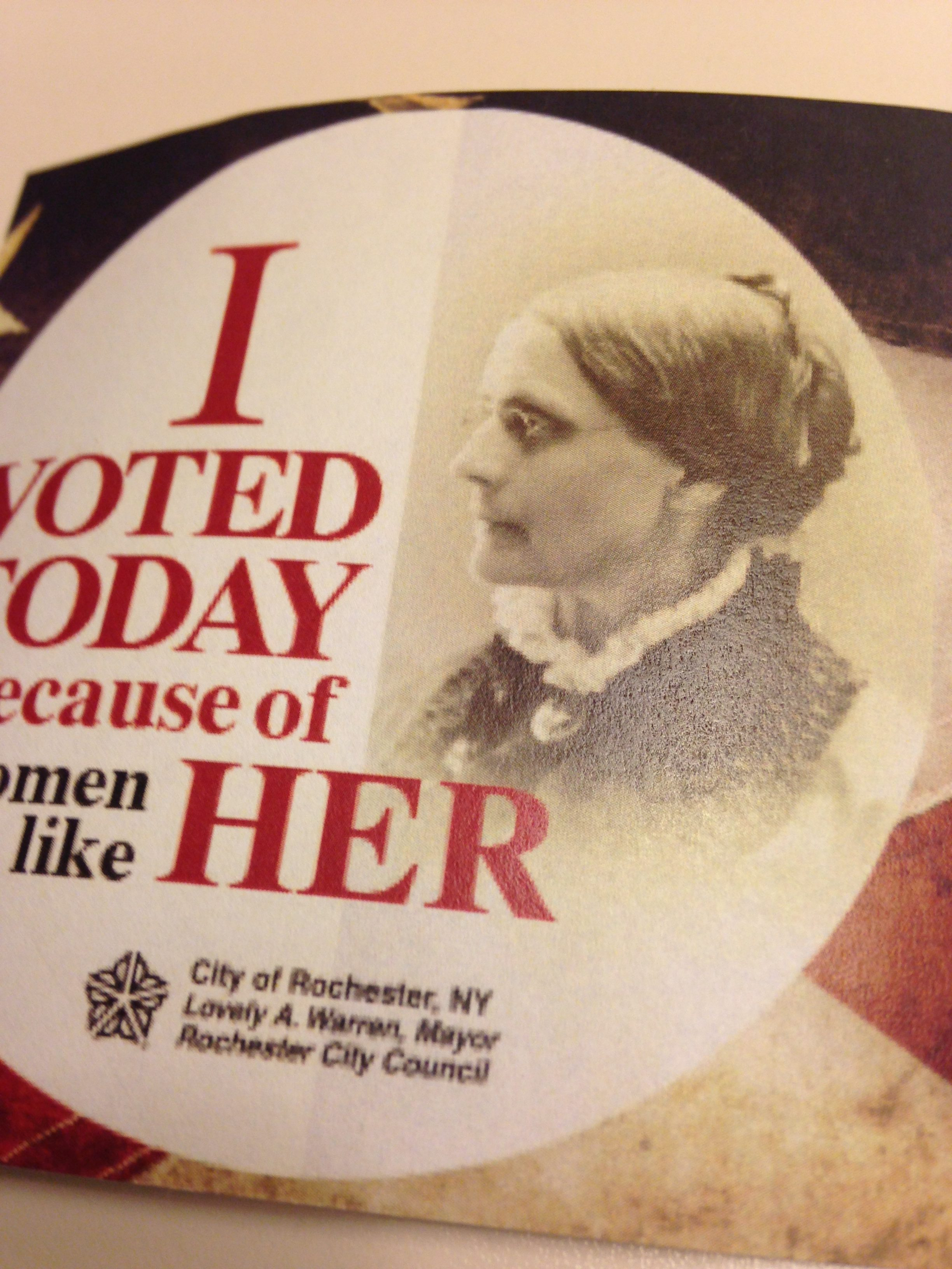 making history susan b anthony by ayala emmett the jewish voted today nov 8 2016