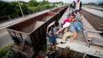 Unaccompanied minors from Central America